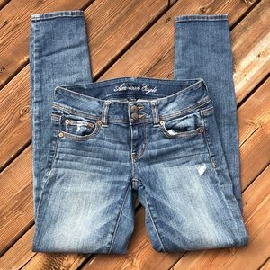American Eagle Skinny Jeans size 4